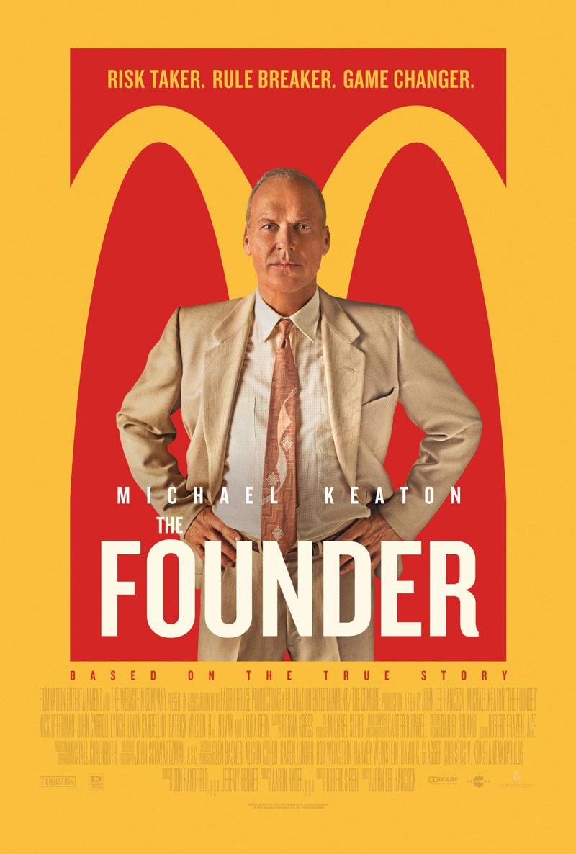 The Founder: ecco il n...