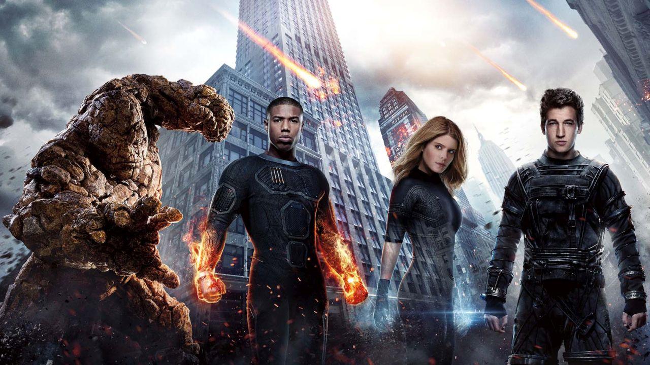 Risultati immagini per Fantastic 4 - I Fantastici Quattro immagini