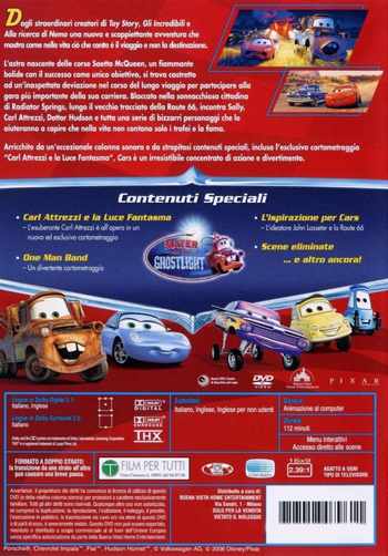 Recensione cars motori ruggenti everyeye cinema