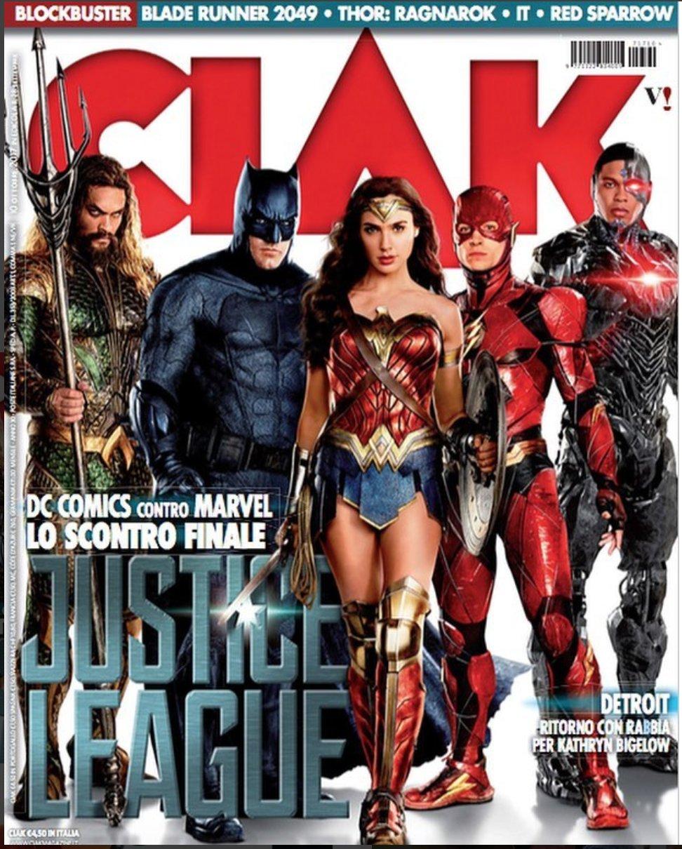 Justice League: Gli Eroi Si Schierano In Una Nuova